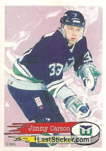 Jimmy Carson (Hartford Whalers)