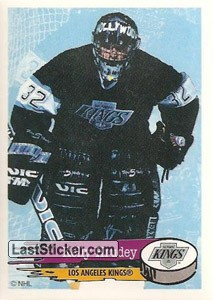 Kelly Hrudey (Los Angeles Kings)