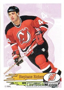 Stephane Richer (New Jersey Devils)