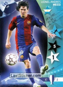 Lionel Andres Messi (Barcelona)