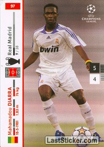 Mahamadou Diarra (Real Madrid)