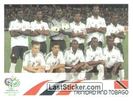 Team Photo (Trinidad and Tobago)