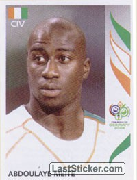 Abdoulaye Meite (Cote D'Ivoire)