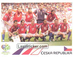 Team Photo (Ceska Republika)