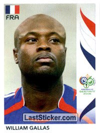 William Gallas (France)