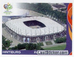 Hamburg - FIFA WM-Stadion (Stadiums)