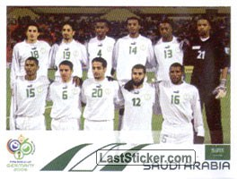 Team Photo (Saudi Arabia)