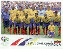 Team Photo (Ecuador)
