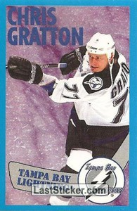 Chris Gratton (Tampa Bay Lightning)