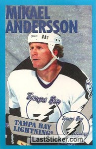 Mikael Andersson (Tampa Bay Lightning)