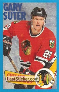 Gary Suter (Chicago Blackhawks)