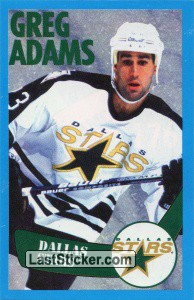 Greg Adams (Dallas Stars)