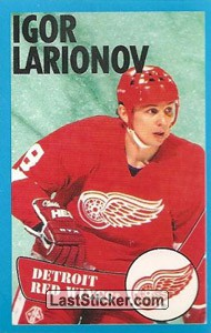 Igor Larionov (Detroit Red Wings)