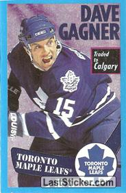 Dave Gagner (Toronto Maple Leafs)
