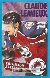 Claude Lemieux (Colorado Avalanche)