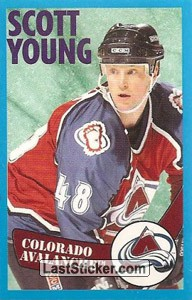 Scott Young (Colorado Avalanche)