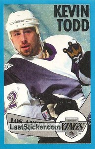 Kevin Todd (Los Angeles Kings)
