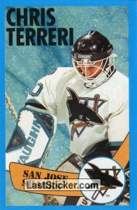 Chris Terreri (San Jose Sharks)