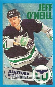 Jeff O'Neill (Hartford Whalers)
