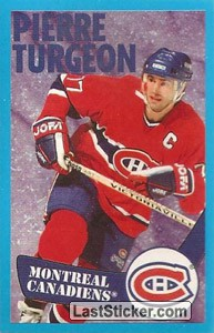 Pierre Turgeon (Montreal Canadiens)
