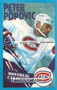 Peter Popovic (Montreal Canadiens)