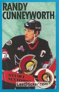 Randy Cunneyworth (Ottawa Senators)