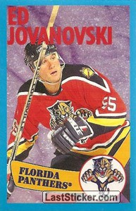 Ed Jovanovski (Florida Panthers)