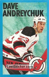 Dave Andreychuk (New Jersey Devils)