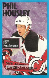 Phil Housley (New Jersey Devils)