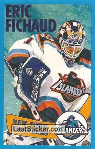 Eric Fichaud (New York Islanders)