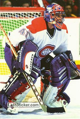 Jocelyn Thibault (Montreal Canadiens)