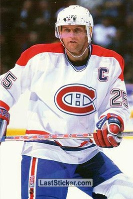 Vincent Damphousse (Montreal Canadiens)