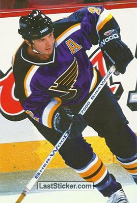Al MacInnis (St. Louis Blues)