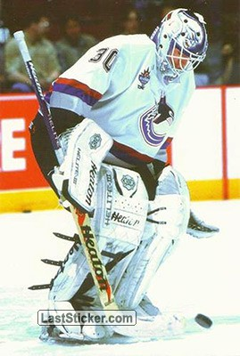 Garth Snow (Vancouver Canucks)