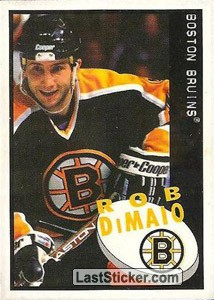 Rob DiMaio (Boston Bruins)
