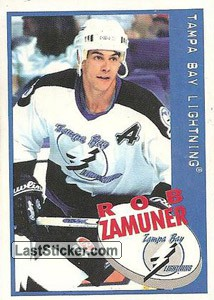 Rob Zamuner (Tampa Bay Lightning)