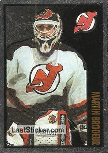 Martin Brodeur (Leaders of the league season 1996-1997)