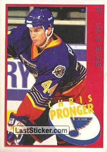 Chris Pronger (St. Louis Blues)