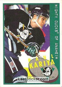 Paul Kariya (Mighty Ducks of Anaheim)