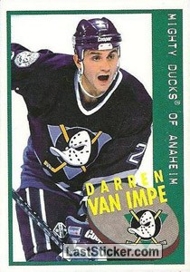 Darren Van Impe (Mighty Ducks of Anaheim)