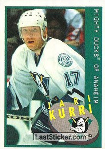 Jari Kurry (Mighty Ducks of Anaheim)