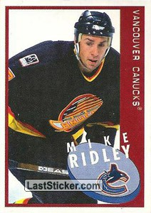 Mike Ridley (Vancouver Canucks)