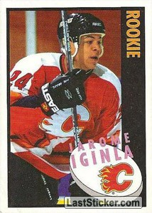 Jarome Iginla (Rookie 1996-1997)