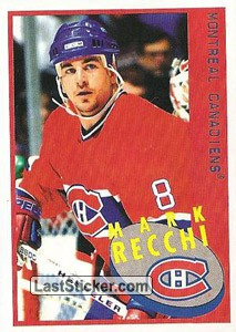 Marc Recchi (Montreal Canadiens)