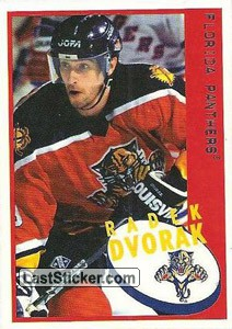 Radek Dvorak (Florida Panthers)
