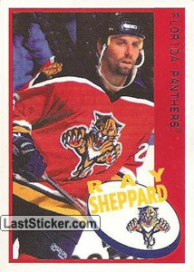 Ray Sheppard (Florida Panthers)