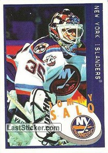 Tommy Salo (New York Islanders)
