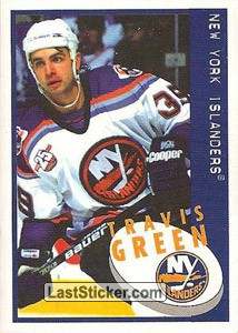 Travis Green (New York Islanders)