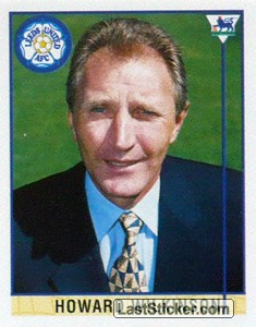 Howard Wilkinson (Manager) (Leeds United)
