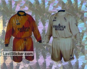 Home Kits (Leeds United)